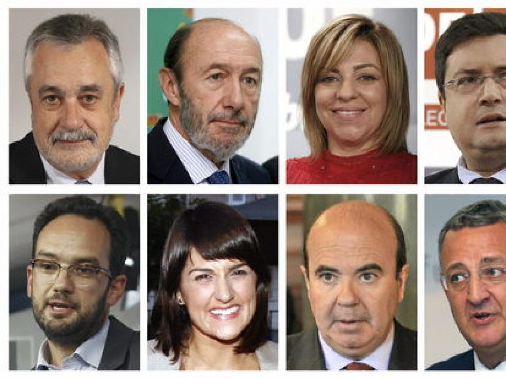 Ejecutiva del PSOE
