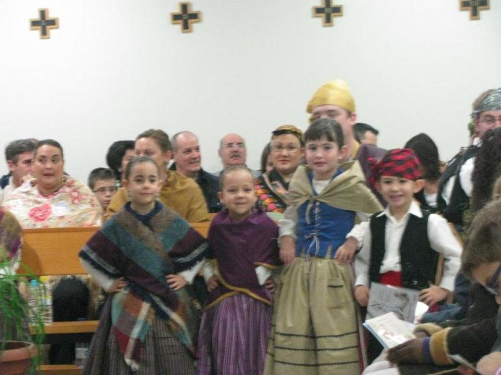 Escuela de Jota Parque Goya