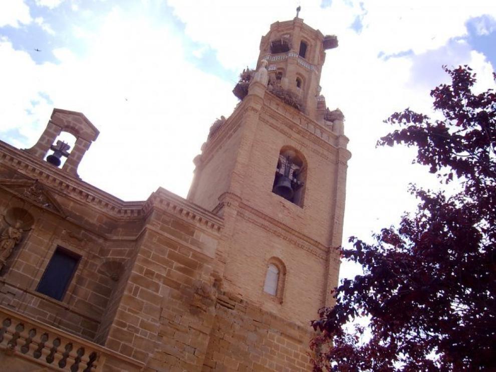 Ejea de los Caballeros (Zaragoza) María José Padras