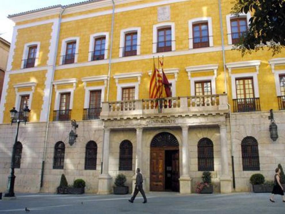 Imagen del Ayuntamiento de Teruel