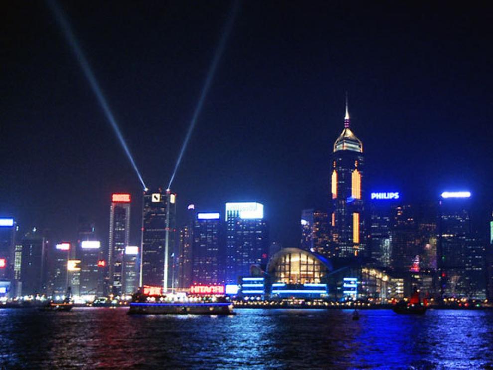 Imagen de Hong Kong, ciudad que visitará el programa este martes.