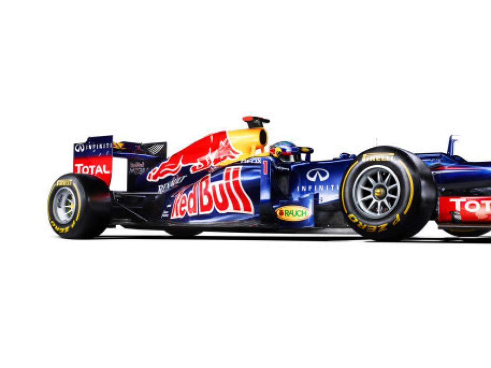 El Red Bull de 2012