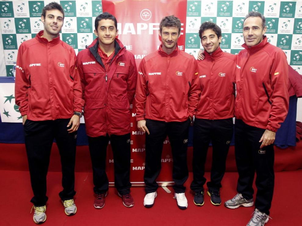Equipo español de Copa Davis