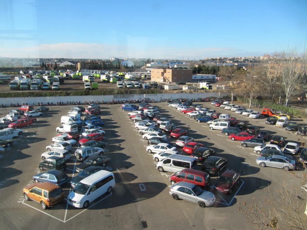 Depósito municipal de vehículos