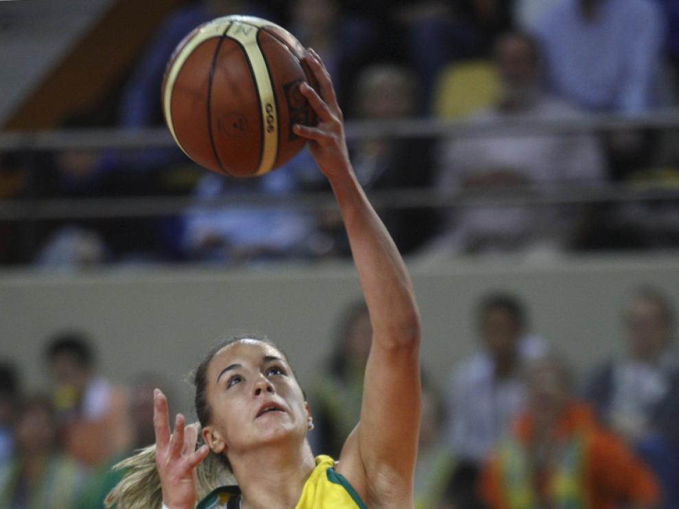 Baloncesto femenino en el Pabellón Siglo XXI