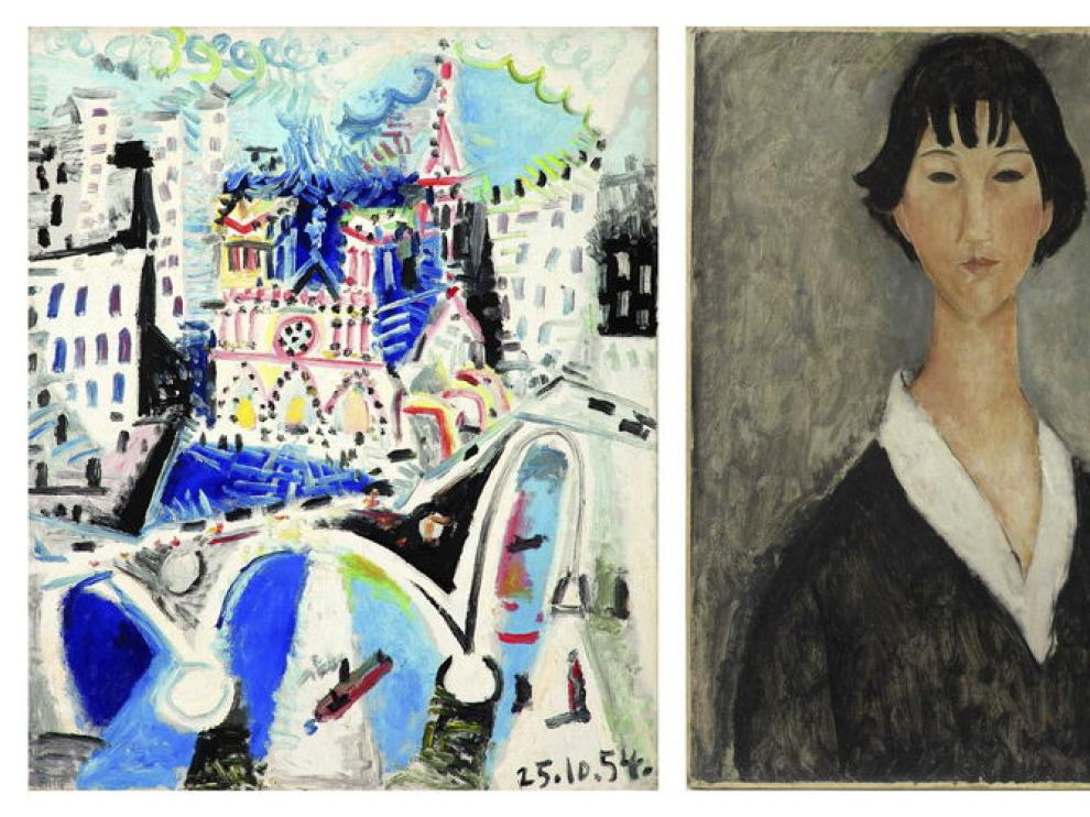 'Notre Dame de Paris', de Picasso