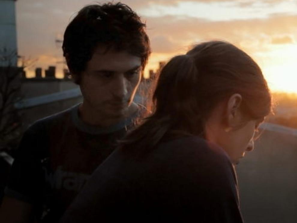 Fotograma de la película 'Declaración de guerra'