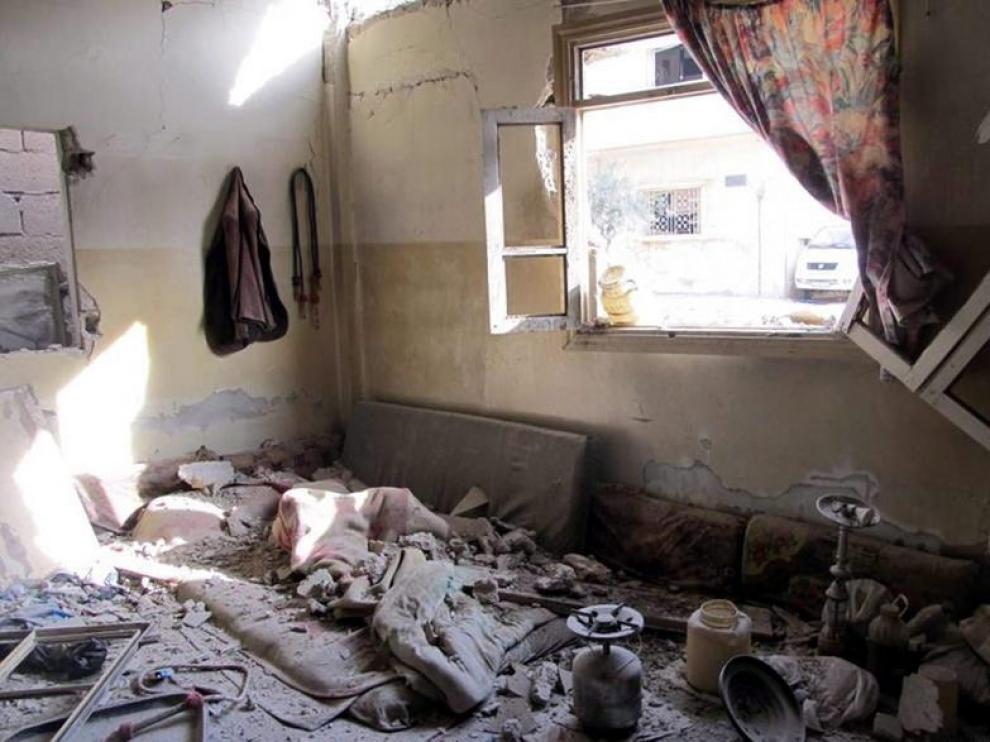 Al menos 49 fallecidos en Homs