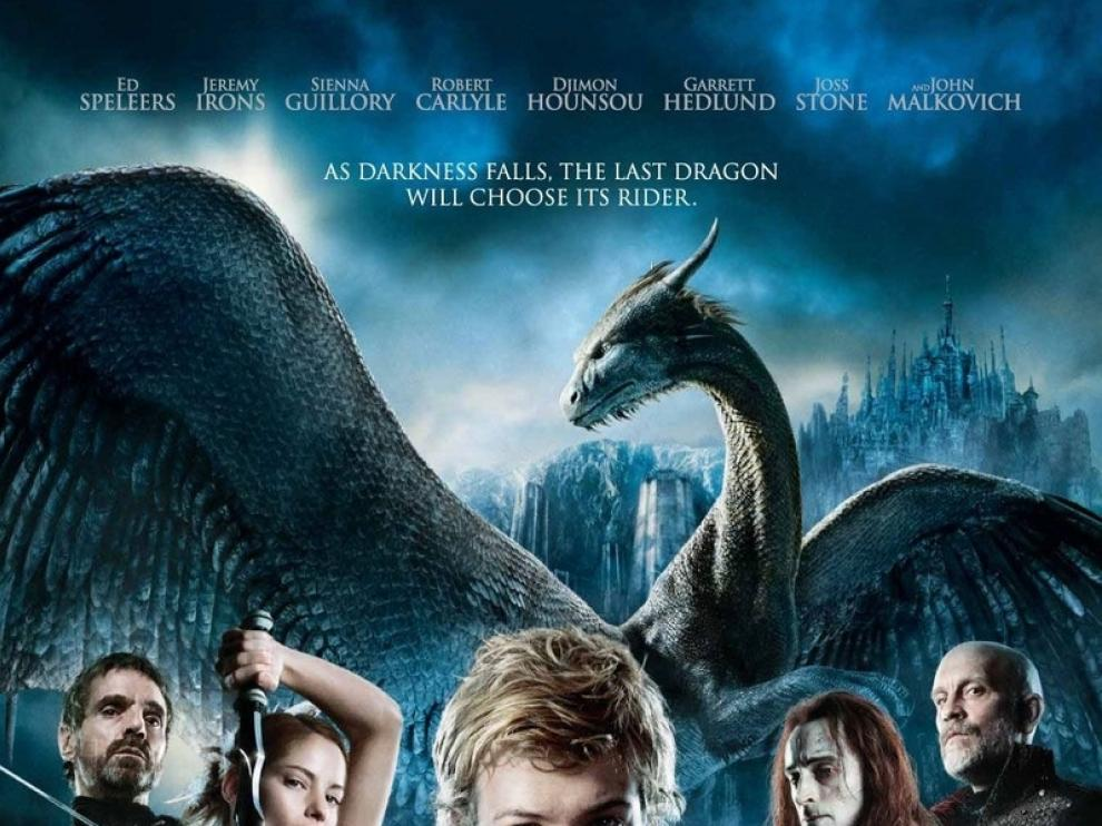 Cartel de 'Eragon'