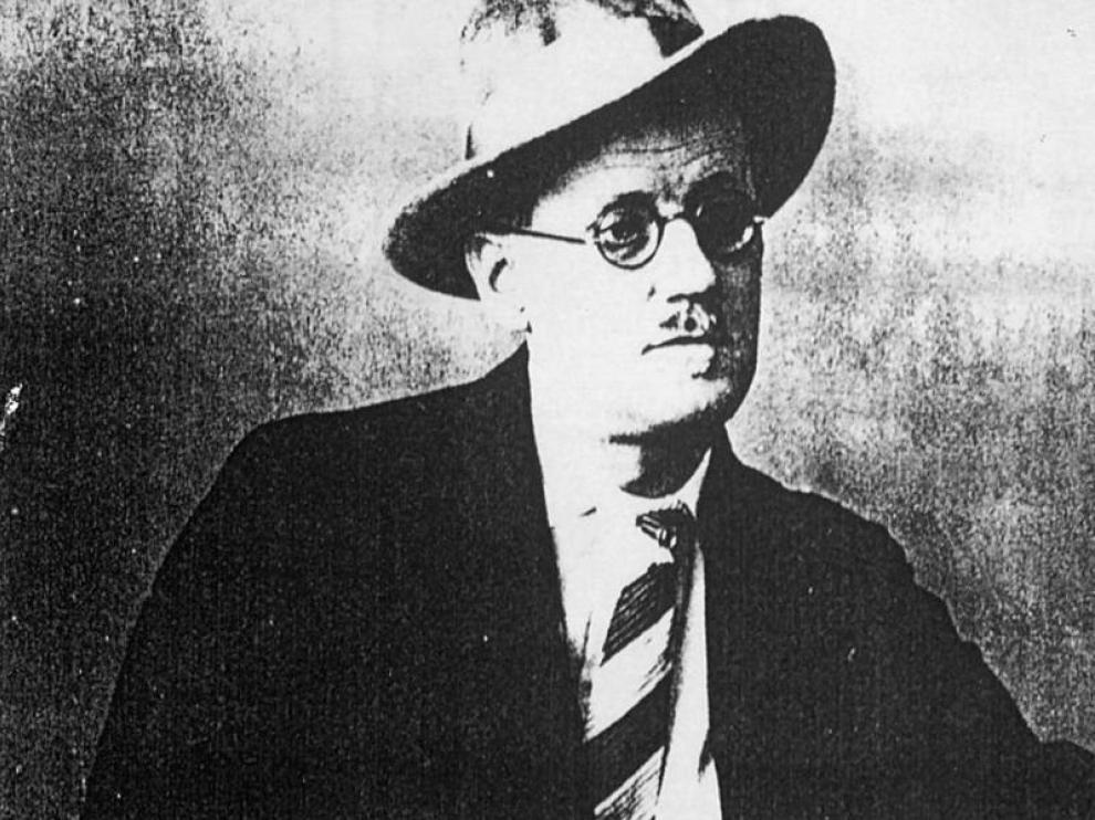 Imagen de James Joyce