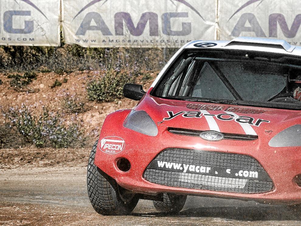 El circuito de autocross será uno de los escenarios para realizar cursos