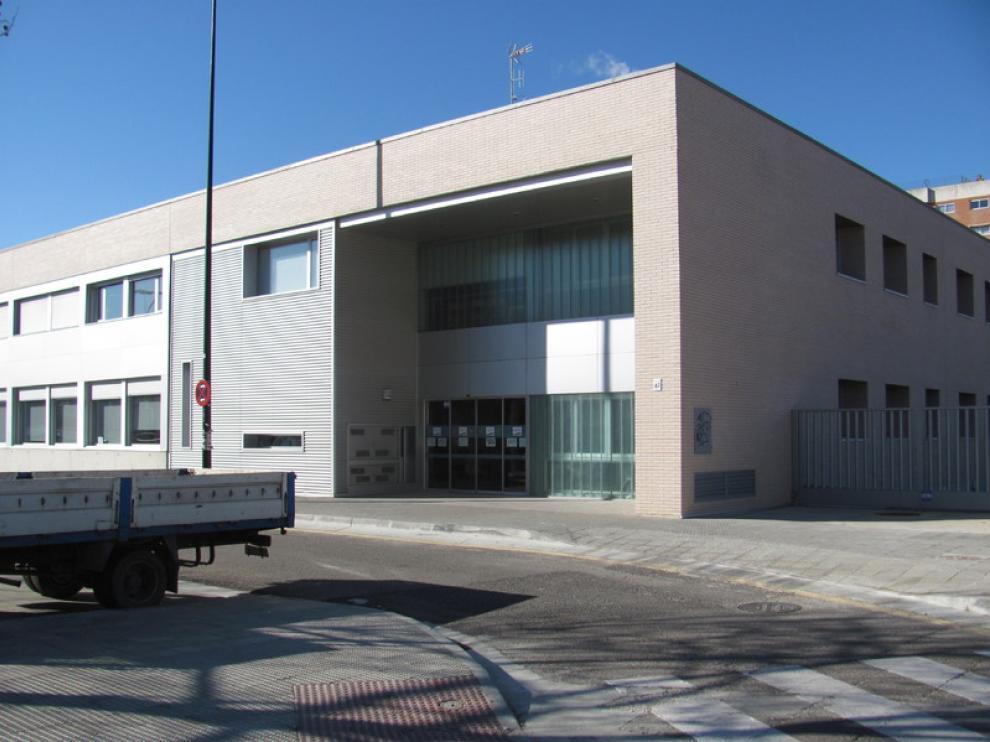 Centro de mayores del Picarral