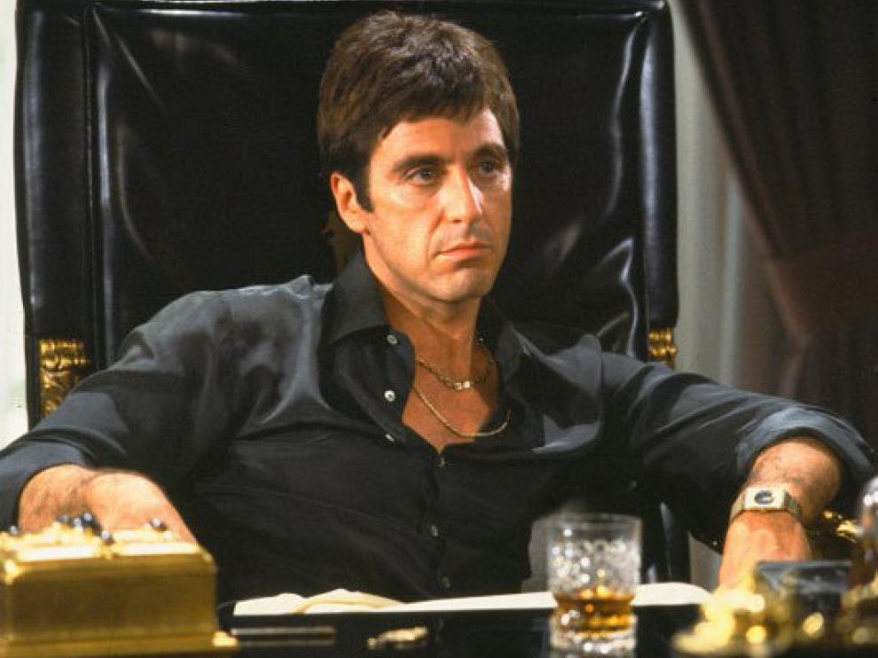 Fotograma de Al Pacino en 'Scarface'