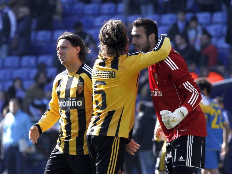 Espanyol 0 - 2 Real Zaragoza