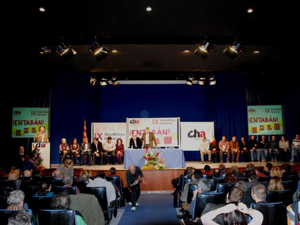 Consello Nazional de CHA