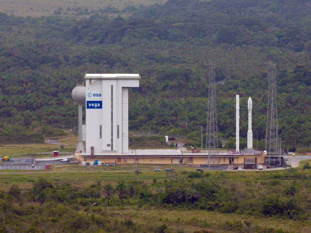 Vega, cohete espacial europeo