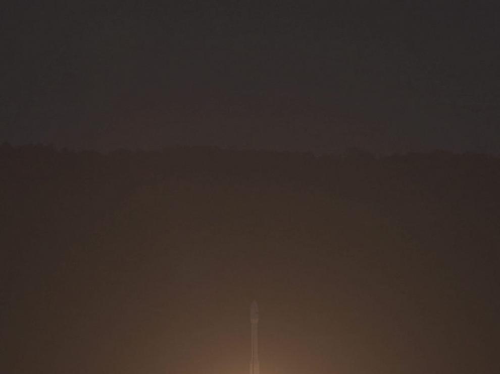 Imagen del cohete