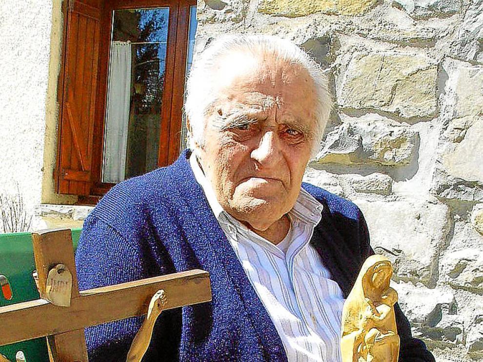 Enrique Pueyo, en 2004