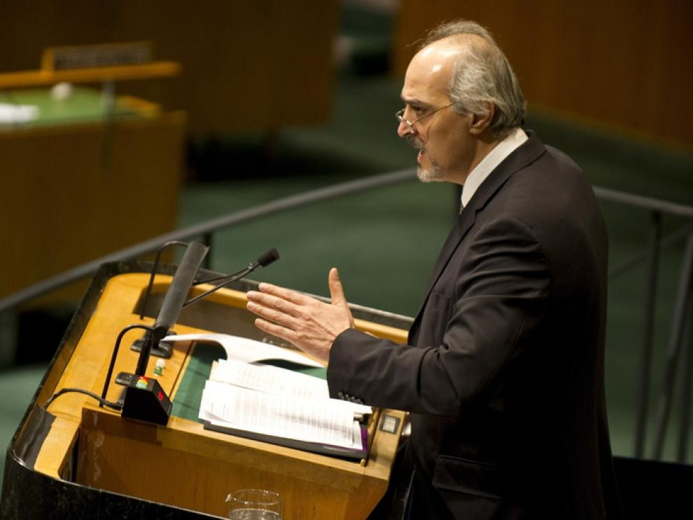 Embajador de Siria en la ONU