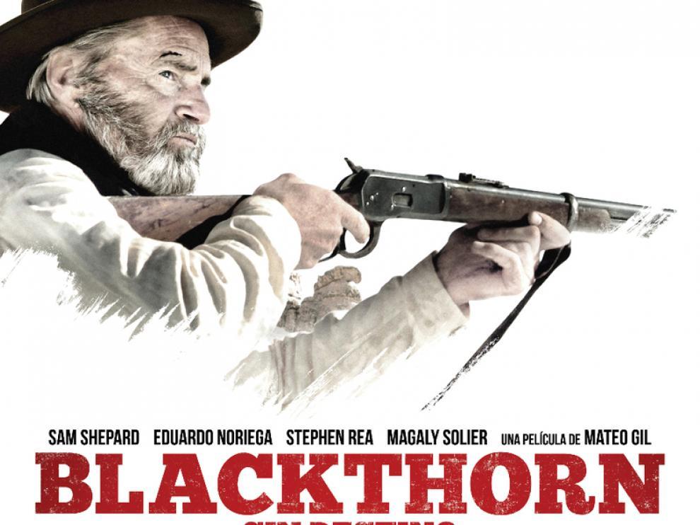 Cartel de 'Blackthorn'