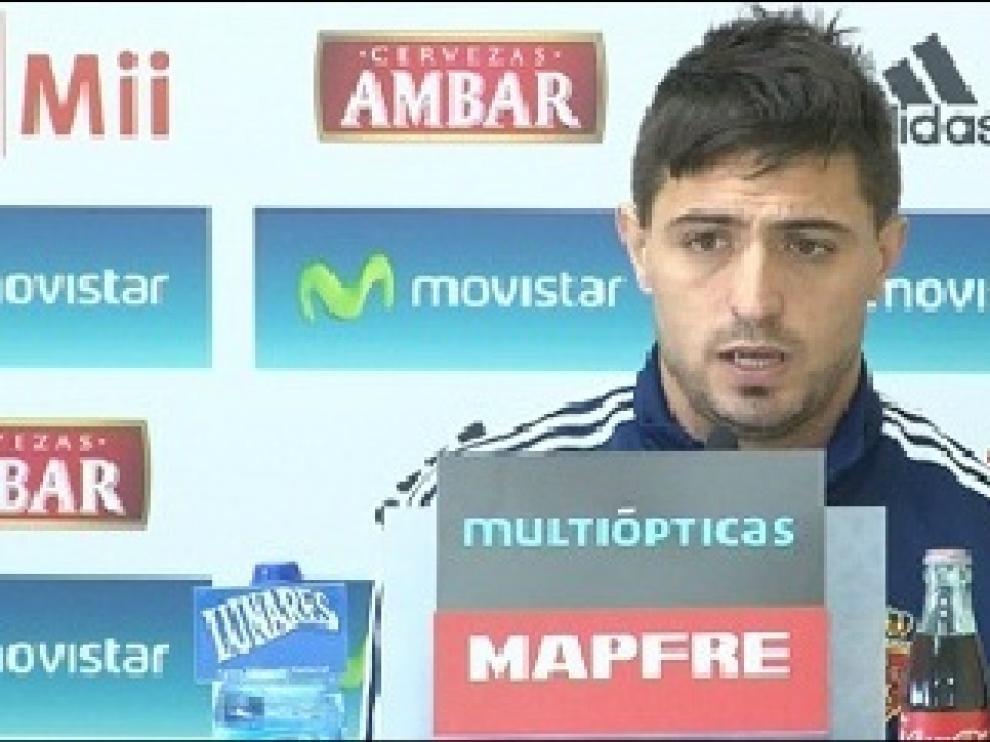 Pablo Álvarez, en rueda de prensa