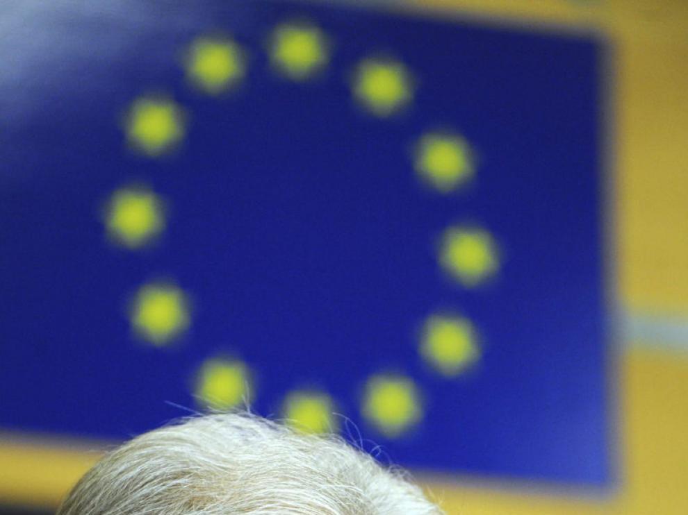 Mario Monti, en la Eurocámara