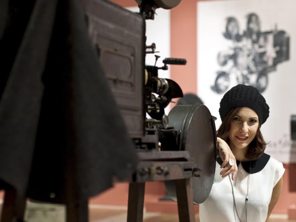 La directora Paula Ortiz, candidata al Goya a la mejor dirección novel