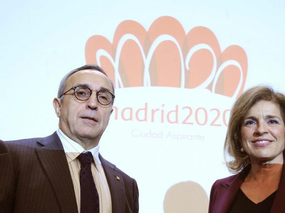 Madrid presenta su proyecto olímpico