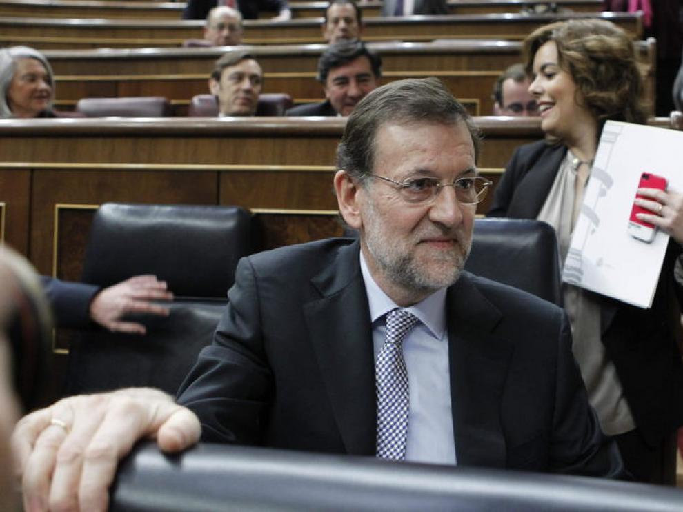 Mariano Rajoy presidirá este viernes la reunión del Consejo de Ministros.