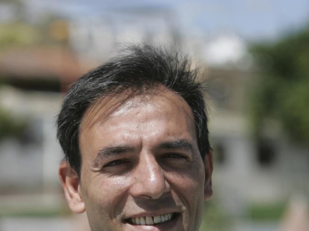 El alcalde de Utebo, Miguel Dalmau, en una imagen de archivo