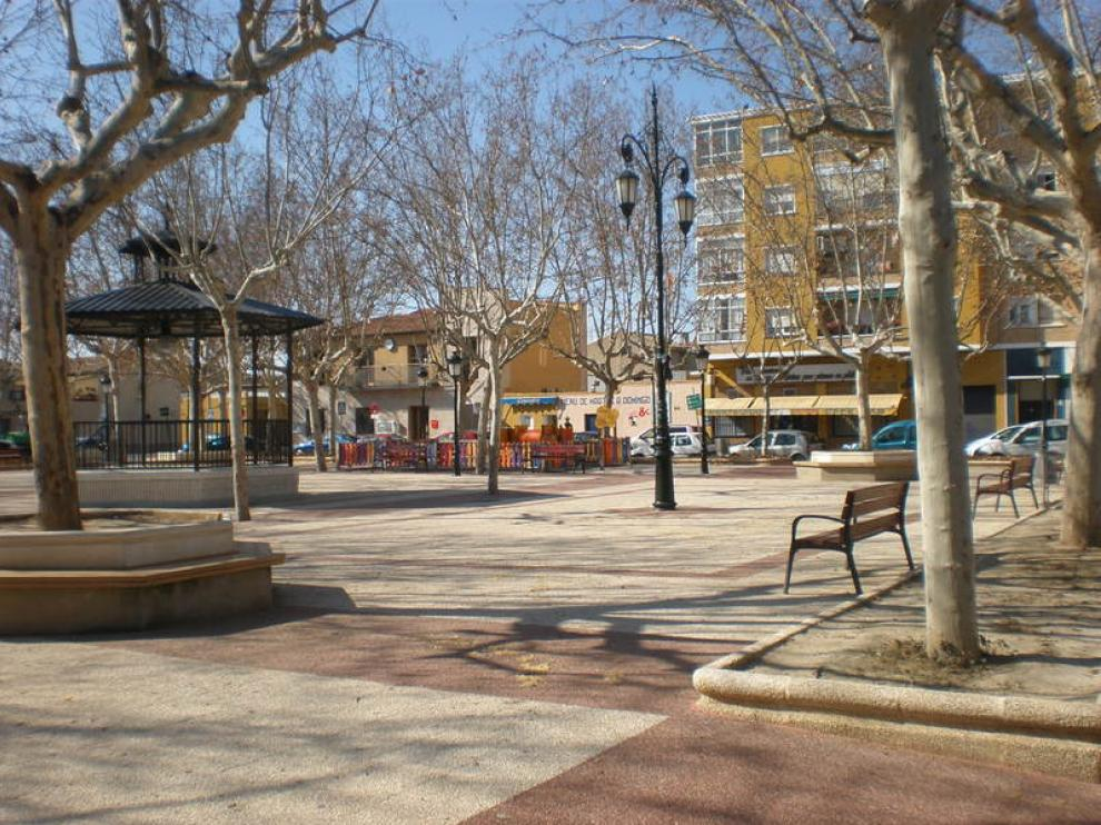 Plaza Mayor de Movera