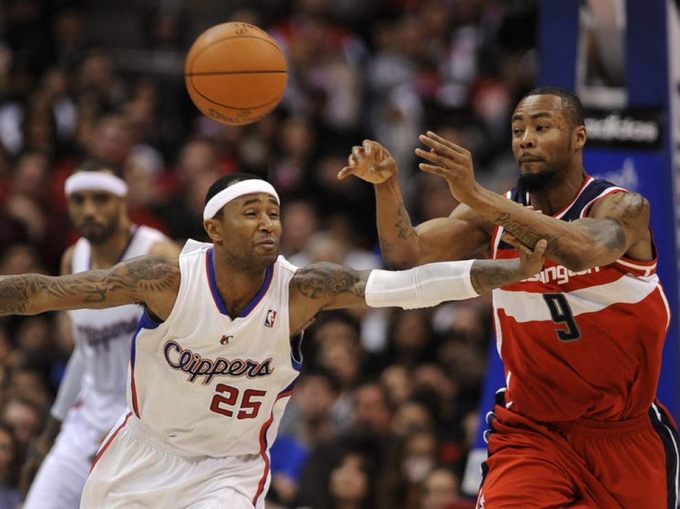 Imagen del partido de los Clippers