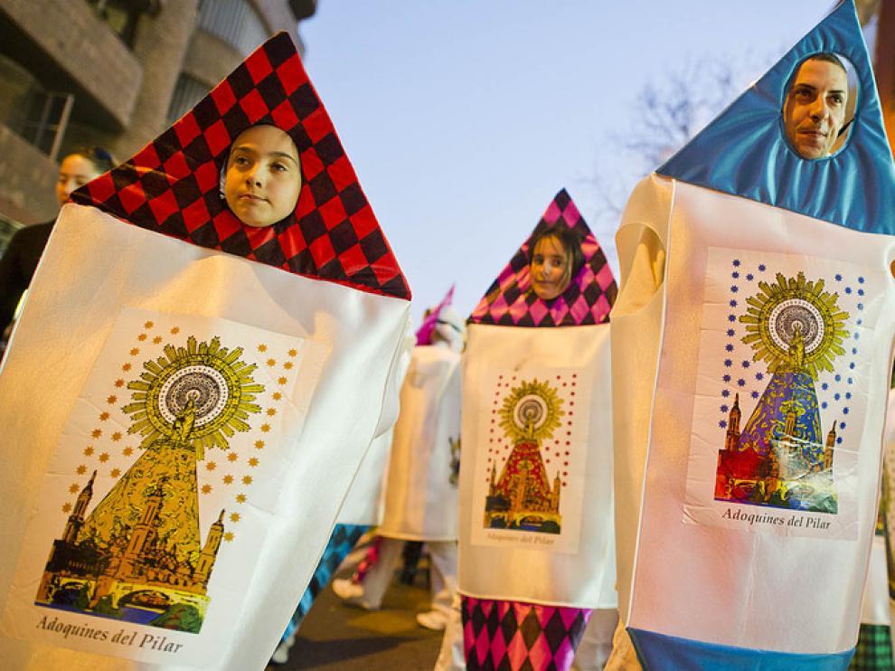 Carnaval 2012 en Zaragoza