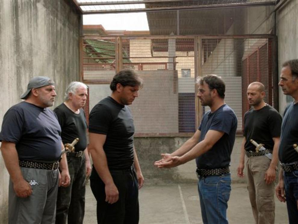 La película se desarrolla en una prisión