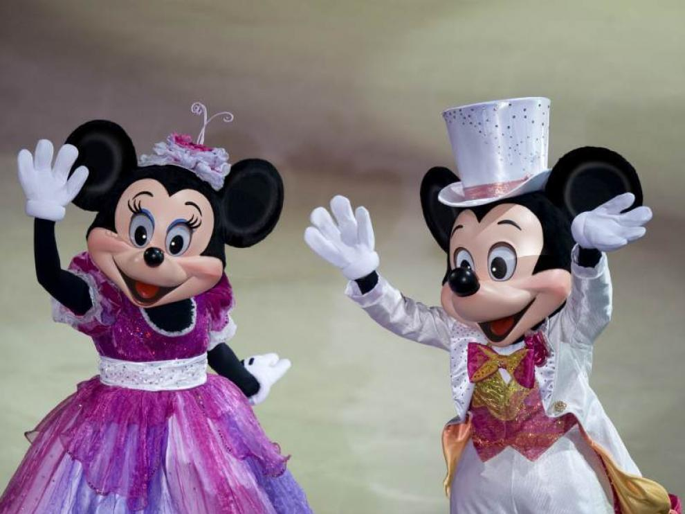 Disney on Ice: Un mundo de fantasía