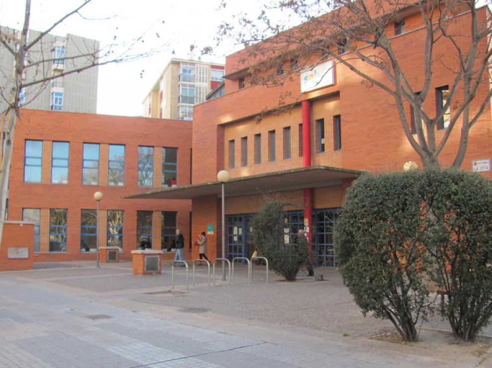 Centro de salud de la Jota