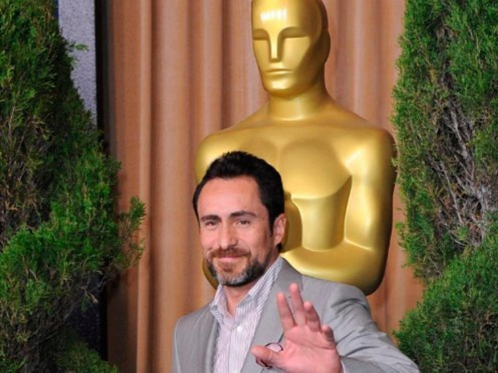 Demian Bichir, nominado a mejor actos en los Oscar