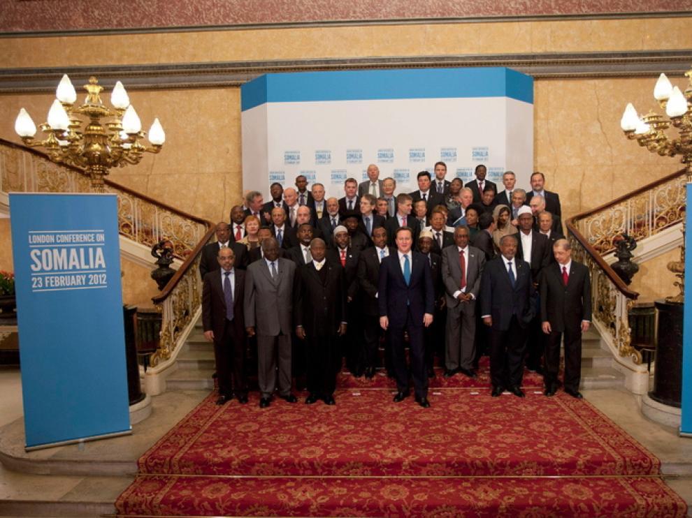 Conferencia sobre el futuro de Somalia