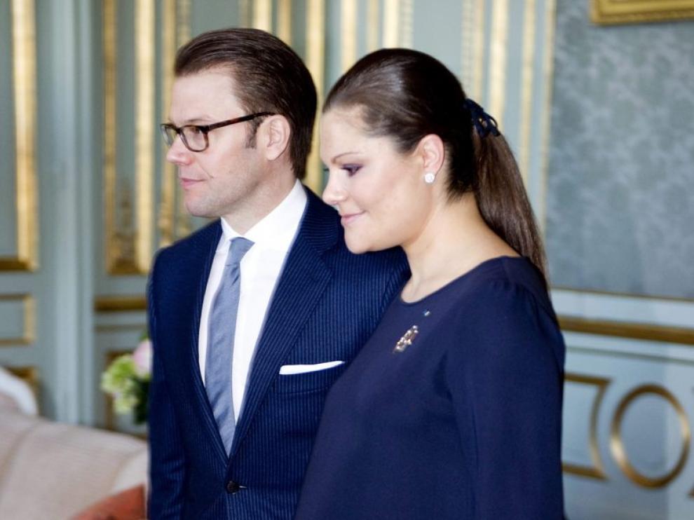 Foto de archivo tomada el 21 de febrero de 2012 de la princesa Victoria de Suecia