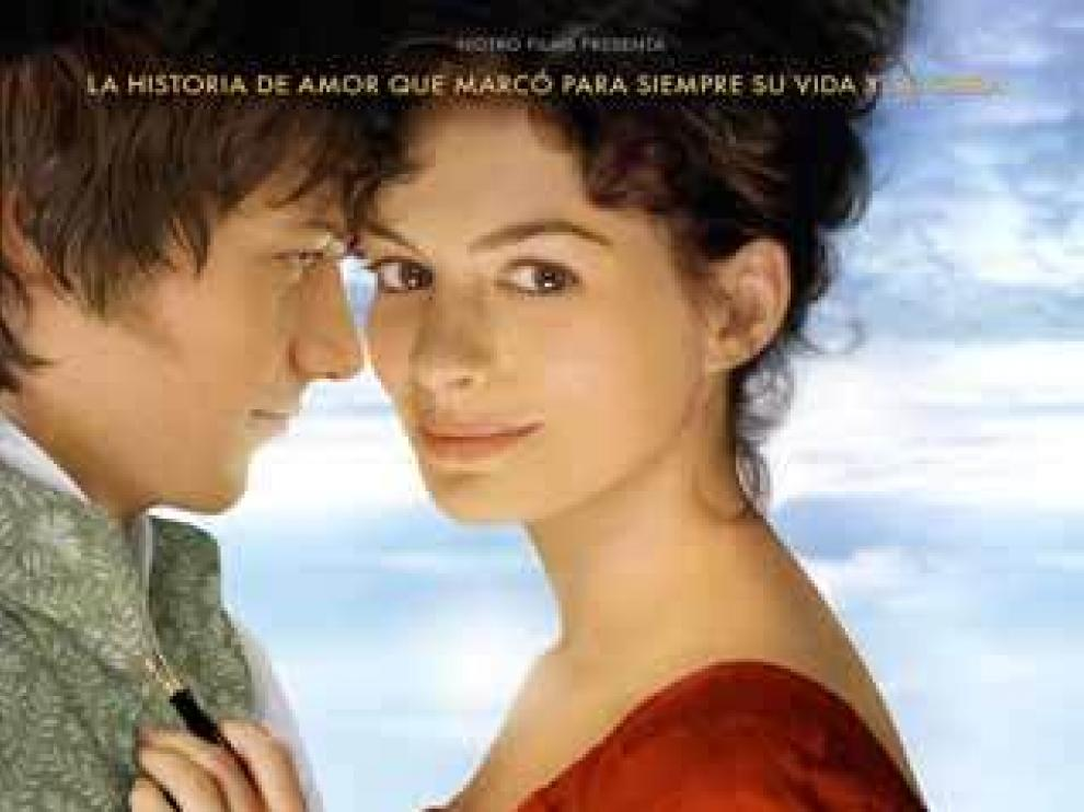 Imagen de la película 'La joven Jane Austen'