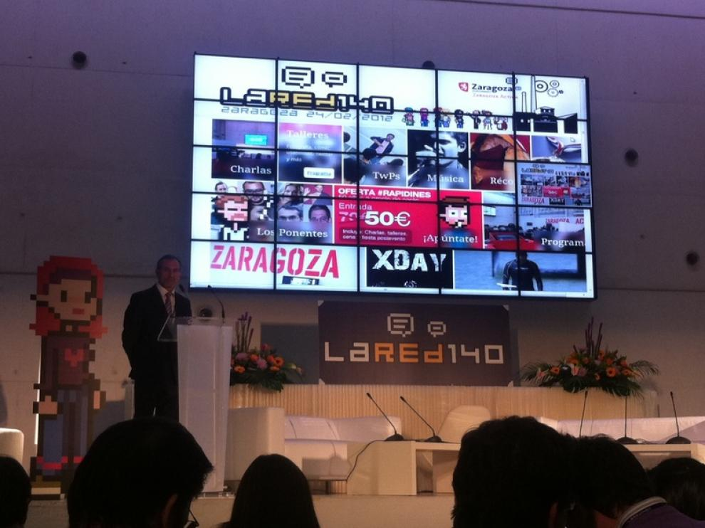 Congreso digital La Red 140
