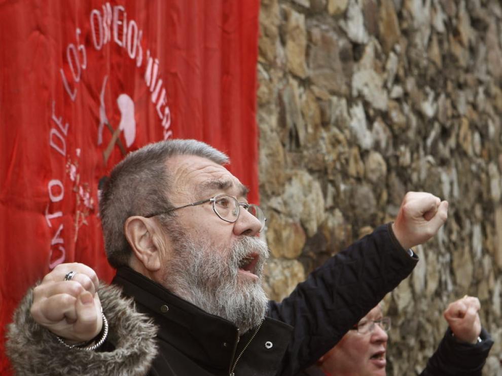 El secretario general de UGT, Cándido Méndez