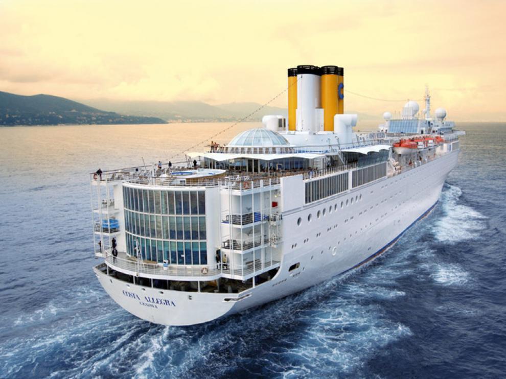 Imagen promocional del crucero
