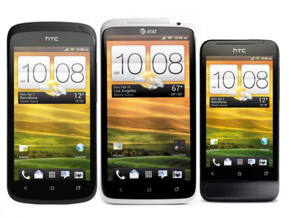S, X y V, los nuevos miembros de la familia HTC