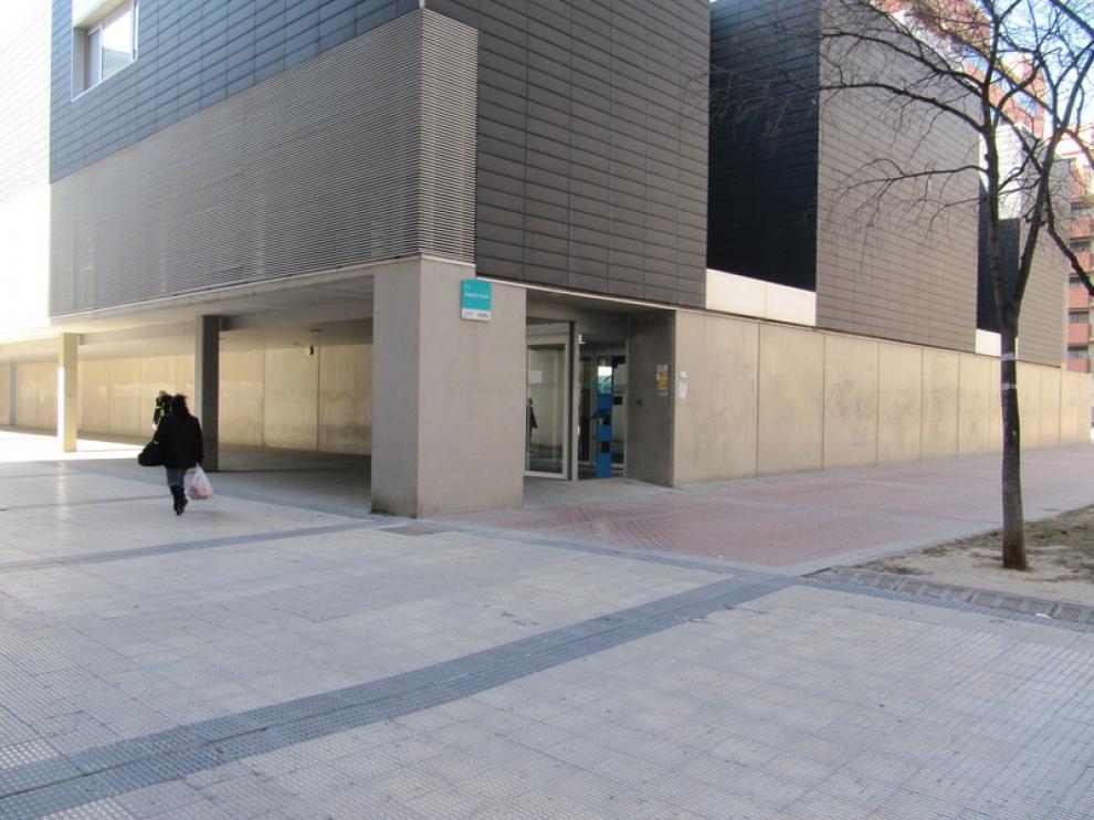 Centro de salud Amparo Poch