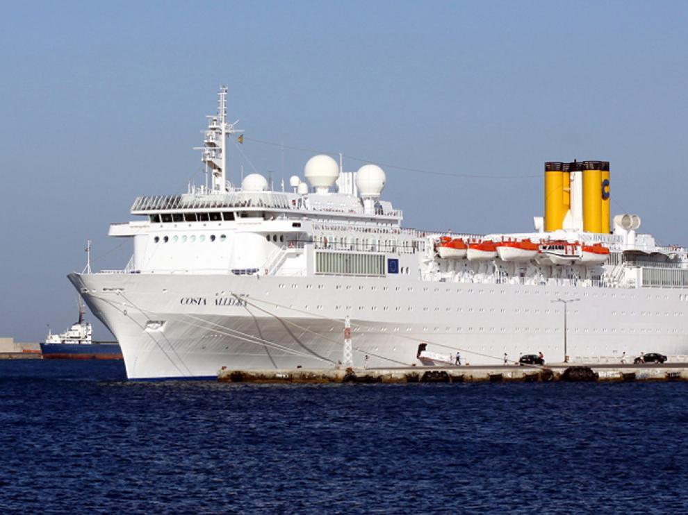 Imagen del crucero