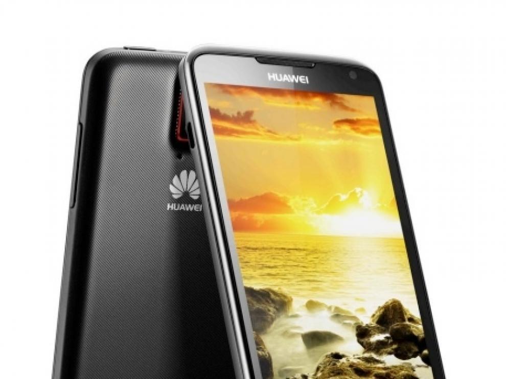 El Huawei Ascend D quad es una de las novedades del Mobile World Congress.