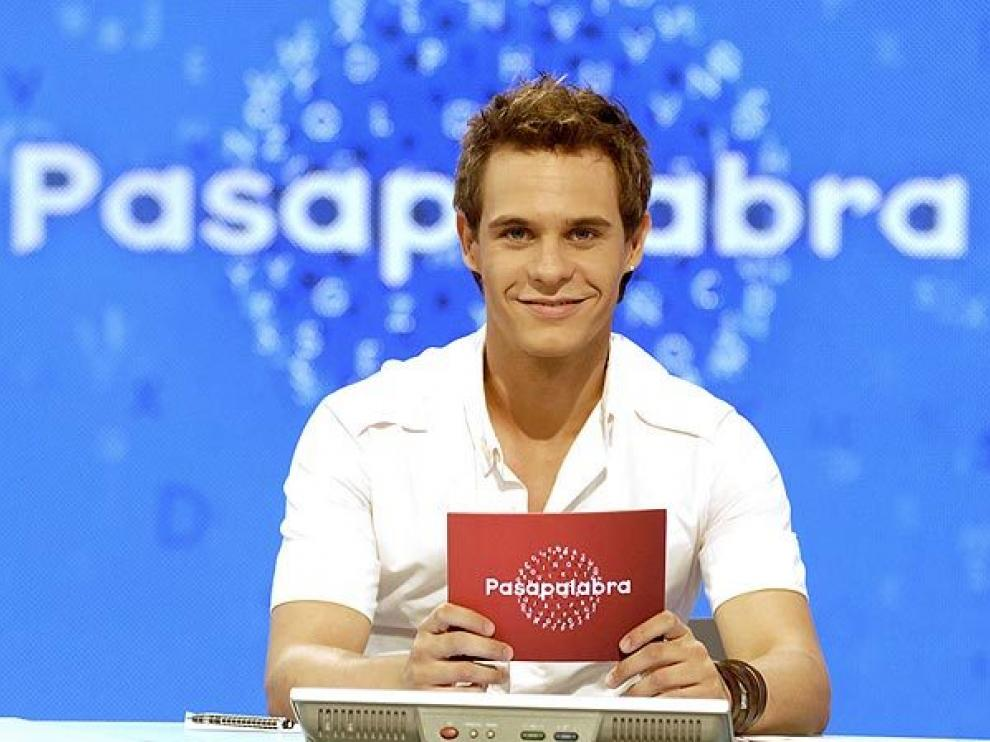 El presentador, Christian Gálvez, en el programa de Telecinco. Foto de archivo