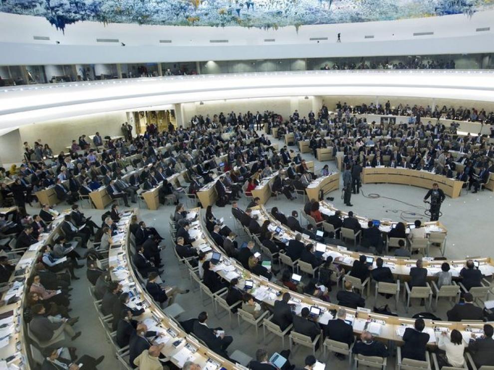 Consejo General de Naciones Unidas