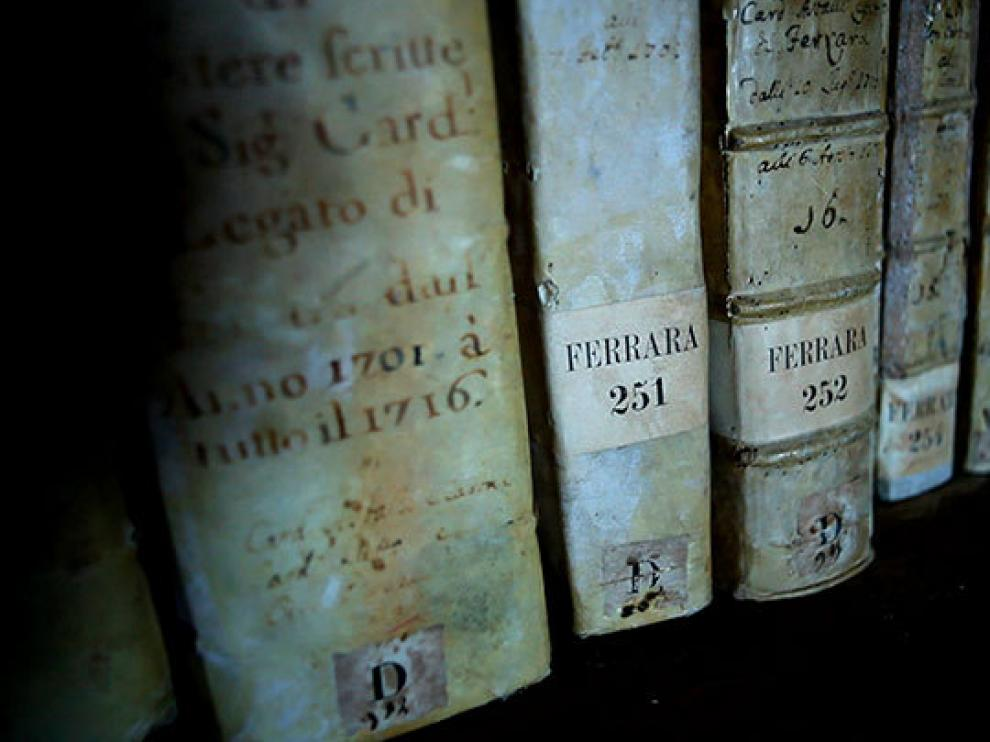 Archivos vaticanos